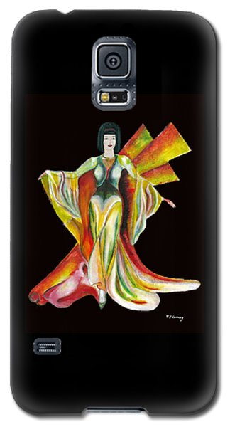 The Phoenix 2 Galaxy S5 Case by Tom Conway