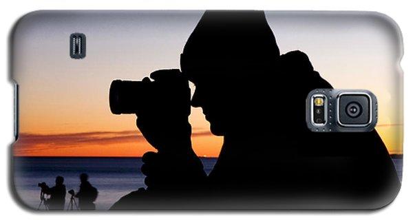 The Photographer Galaxy S5 Case