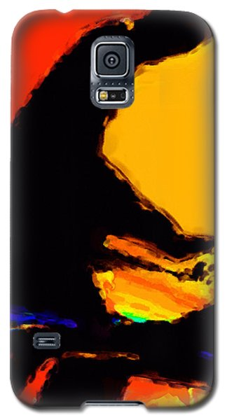The Pianist Galaxy S5 Case