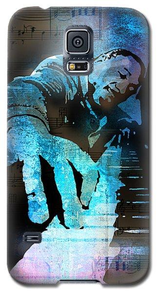 The Piano Man Galaxy S5 Case
