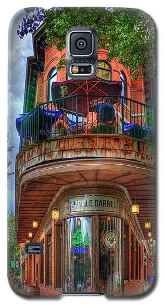The Pickle Barrel Chattanooga Tn Galaxy S5 Case by Reid Callaway