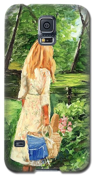 The Picnic Galaxy S5 Case