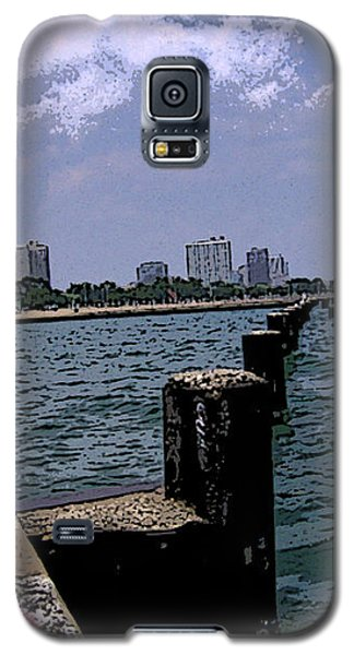 The Pier Galaxy S5 Case by Skyler Tipton