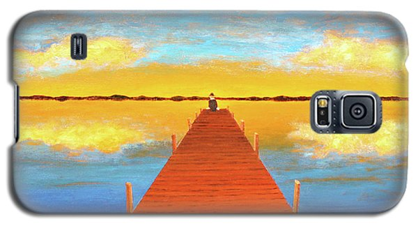 The Pier Galaxy S5 Case
