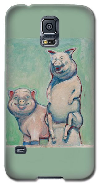 The Pigs Galaxy S5 Case