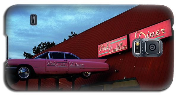 The Pink Cadillac Diner Galaxy S5 Case