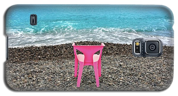 The Pink Chair Galaxy S5 Case