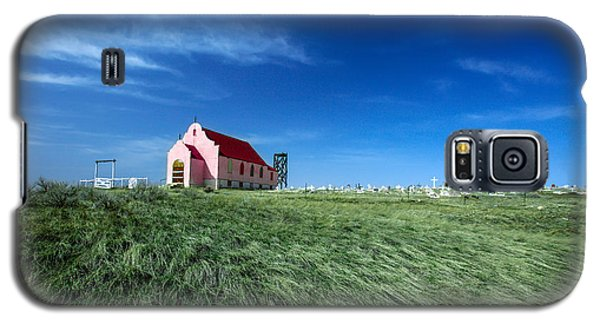 The Pink Church Galaxy S5 Case by Todd Klassy