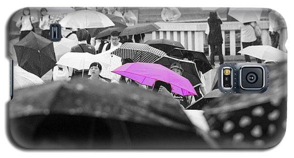 The Pink Umbrella Galaxy S5 Case