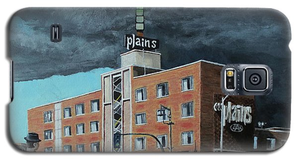 The Plains Galaxy S5 Case