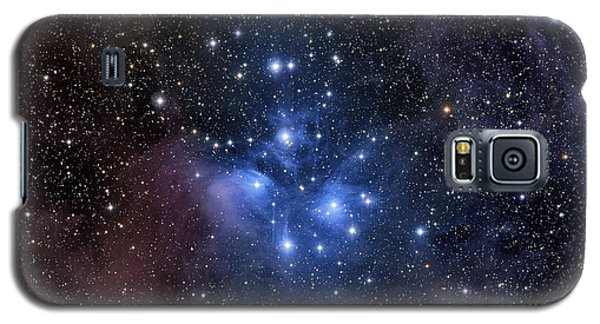 The Pleiades, Also Known As The Seven Galaxy S5 Case by Roth Ritter