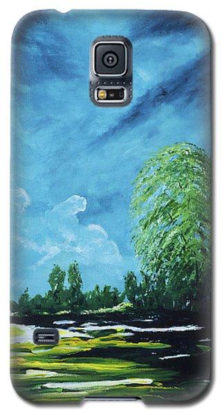 The  Poison Garden Blarney Castle Galaxy S5 Case