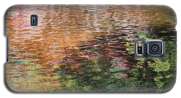 Galaxy S5 Case featuring the photograph The Pond by Donna Greene