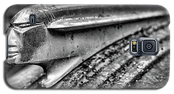 The Pontiac Chief In Black And White Galaxy S5 Case by JC Findley