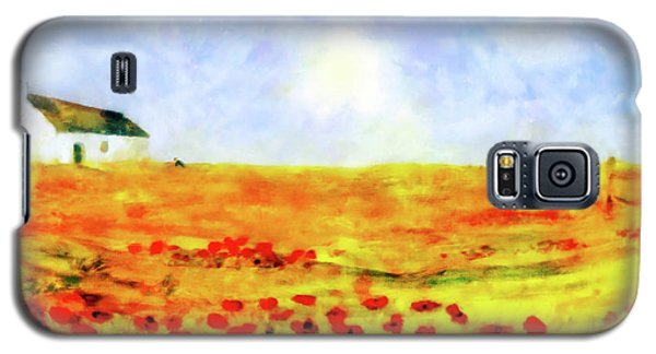 The Poppy Picker Galaxy S5 Case
