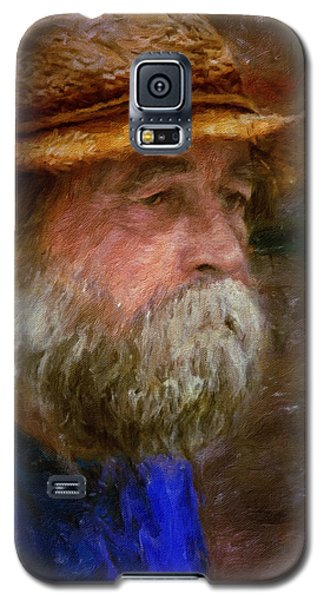 The Portrait Of A Man Galaxy S5 Case
