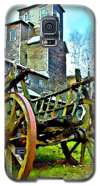 Galaxy S5 Case featuring the photograph The Pottery - Bennington, Vt by Tom Cameron