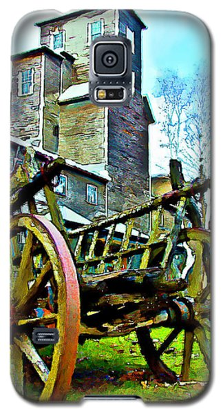 The Pottery - Bennington, Vt Galaxy S5 Case by Tom Cameron