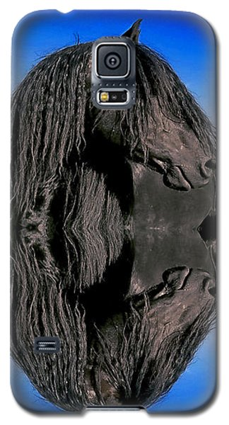 Galaxy S5 Case featuring the photograph The Power In My Reflection by Amanda Smith