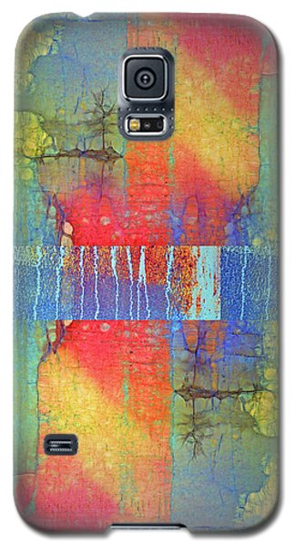 Galaxy S5 Case featuring the digital art The Power Of Colour by Tara Turner