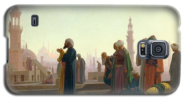 Religious Galaxy S5 Case - The Prayer by Jean Leon Gerome