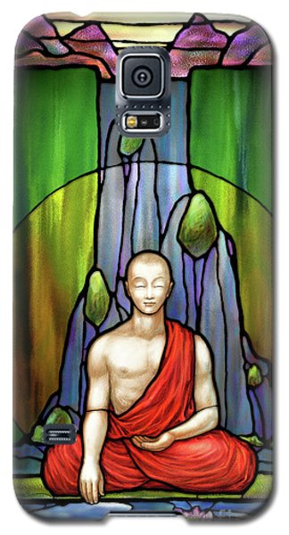 The Praying Monk Galaxy S5 Case