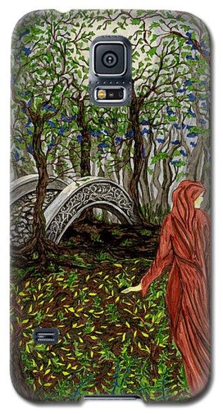 The Priestess Of Ealon Galaxy S5 Case