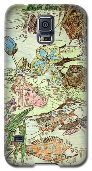The Princess And The Frogs Galaxy S5 Case
