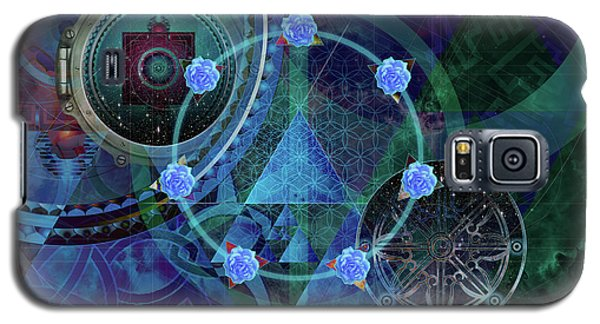The Prism Of Time Galaxy S5 Case