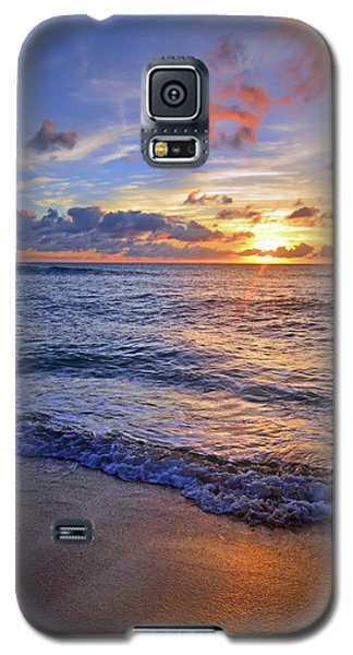 Galaxy S5 Case featuring the photograph The Promise Of A New Day by Tara Turner