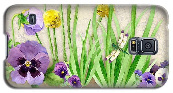 The Promise Of Spring - Dragonfly Galaxy S5 Case