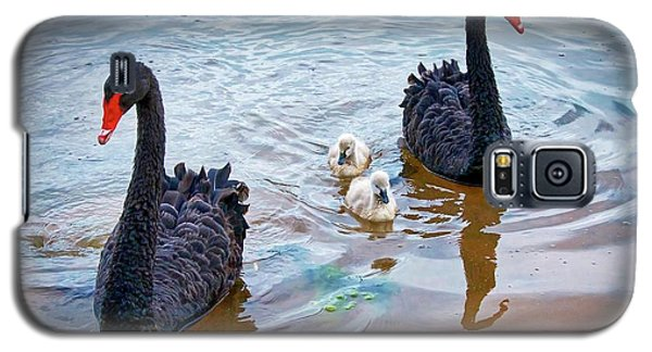 The Protectors, Black Swans And Cygnets Galaxy S5 Case