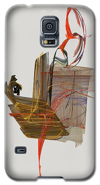 The Proud Rooster Galaxy S5 Case