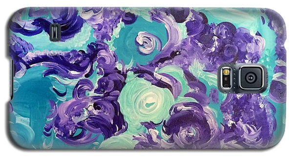 The Purps Family Reunion Galaxy S5 Case
