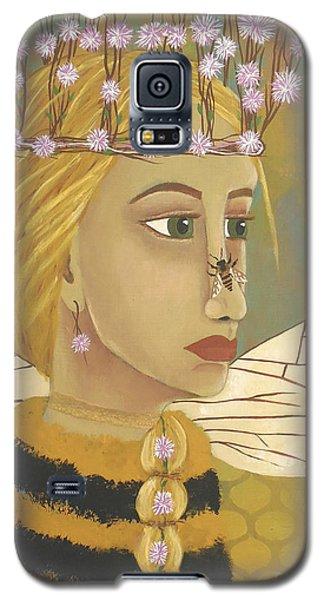 The Queen Bee's Honeycomb Galaxy S5 Case
