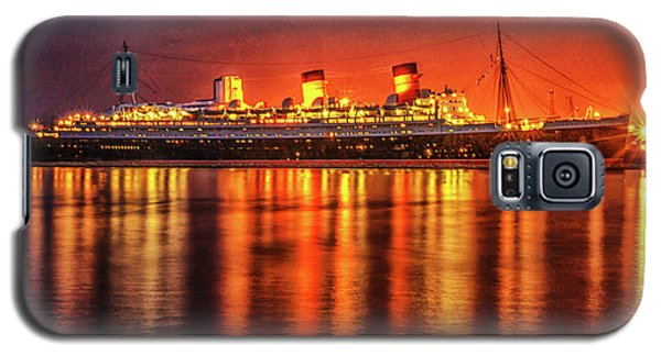 The Queen Mary Galaxy S5 Case