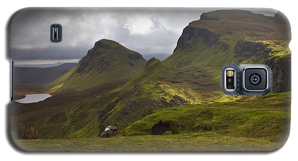 The Quiraing Isle Of Skye Scotland Galaxy S5 Case