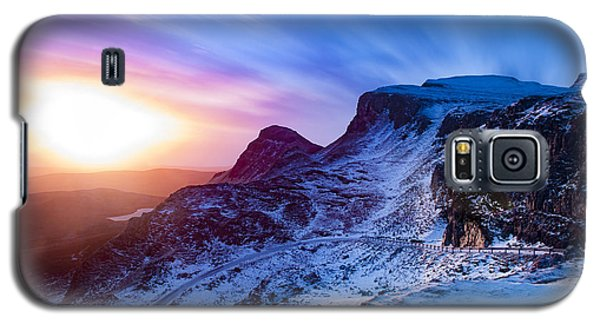 The Quiraing Galaxy S5 Case