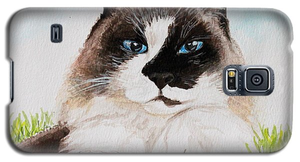 The Ragdoll Galaxy S5 Case