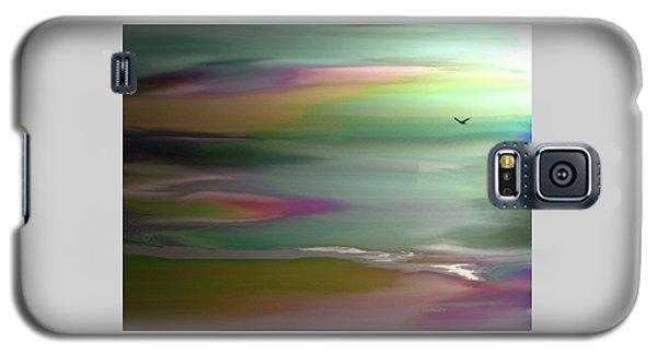 The Rainbow Pathway Galaxy S5 Case
