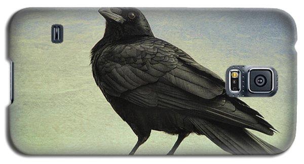 The Raven - 365-9 Galaxy S5 Case by Inge Riis McDonald