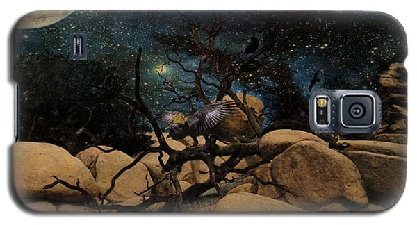 The Raven King Galaxy S5 Case