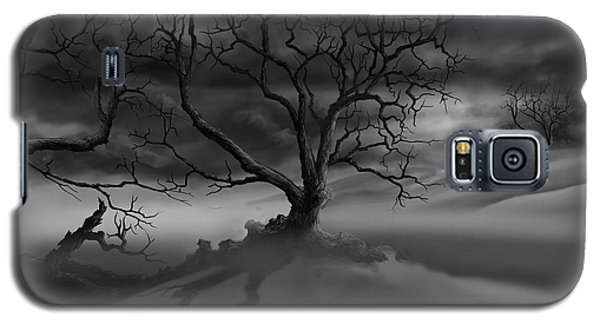 The Raven's Night Galaxy S5 Case by James Christopher Hill