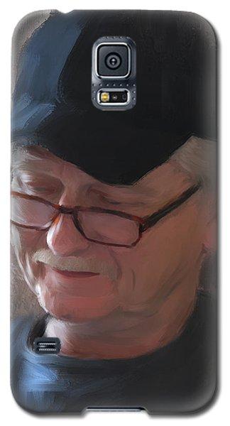 The Reader Galaxy S5 Case