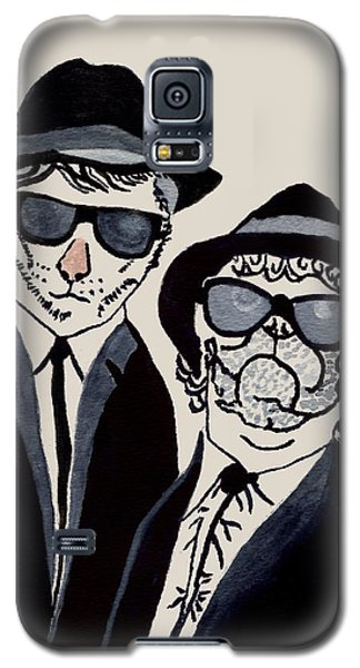 The Real Blues Brothers Galaxy S5 Case