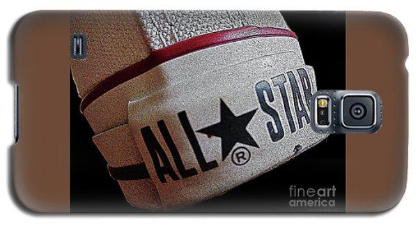 The Converse All Star Rear Label. Galaxy S5 Case by Don Pedro De Gracia