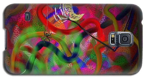 Galaxy S5 Case featuring the painting The Recipe by Kevin Caudill
