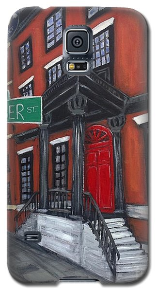 The Red Door Galaxy S5 Case