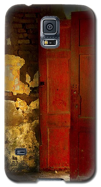 The Red Door Galaxy S5 Case