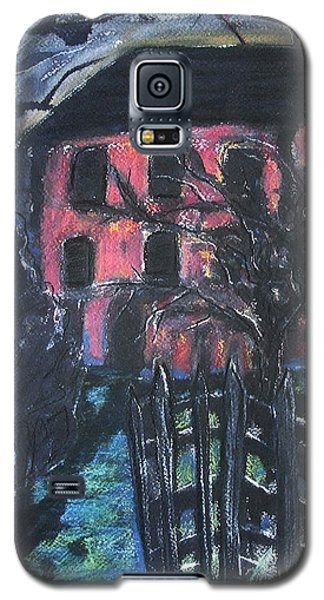 The Red House Galaxy S5 Case